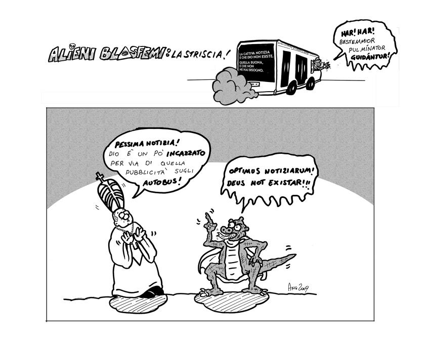 Alieni blasfemi (The Atheist Legacy)